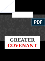 Greater Covenant