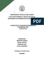 Avance 1 Grupo 3 Ingenieria de Proyecto Riveros.S Castillo.C