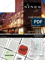 The Nines Project Case Study (Presentation)
