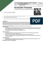 Guia-Revolución Francesa-Octavo Grado Raquel