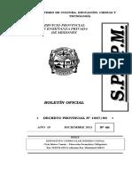 Diseño Curricular Jurisdiccional CBC de La Educ Sec