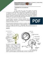 Manómetro de Bourdon