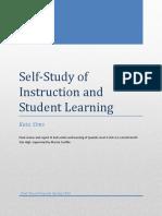 kate sims self-study final