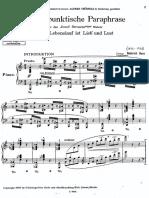 Bass - Strauss Paraphrase