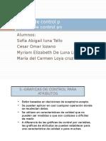 Graficas de Control p y Np