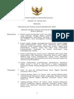 Perda Bantul No 6_2012 Ttg Pengelolaan Rusunawa