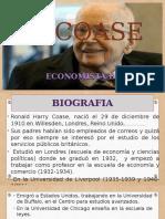 Aportes de Ronald Coase a La Teoriadel Derecho Diapositivas