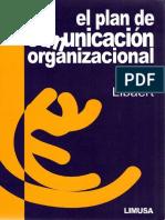 136327358 El Plan de Comunicacion Organizacional Libaert Limusa