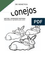 Genetica Conejos