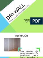 Drywall - Thala