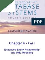 Chap4-1-Enhanced Entity-Relationship and UML Modeling