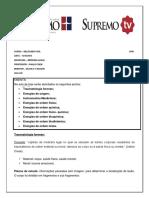 DPC 2015.01 Aula 2 de 4 Prof. Paulo Coen (13.03) Medicina Legal