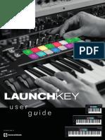 Manual Lanunckey MK2