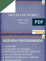 Agenda Programada Cineforo
