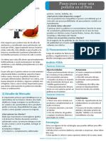 MEP Ideas de Negocio Polleria