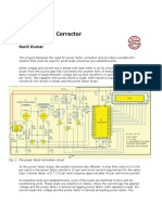 Copy of Power Factor Corrector