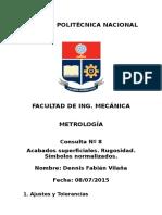 Metrologia EPN