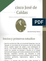 Unidad 4 Francisco José de Caldas - Sebastián Restrepo Ramírez