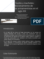 Unidad 4 Entre Fusiles y Machetes - Alfonso Benedetti