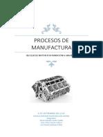 Proyecto Final de Manufactura