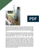 Apa yang dimaksud Hemodialisis Cuci Darah