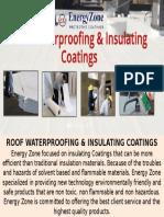Waterproofing Company In UAE