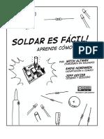 Comic Soldar Es Facil Spanish