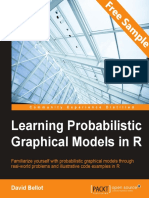 Learning Probabilistic Graphical Models in R - Sample Chapter