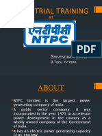 shivendra PPT on NTPC Summer Training