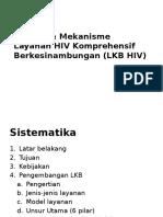 Konsep & Mekanisme LKB HIV