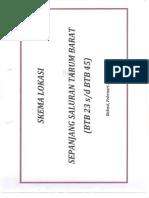 Gambar Situasi Lapangan Citarrun Paket 2