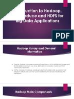 Intro hadoop ecosystem components, hadoop ecosystem tools