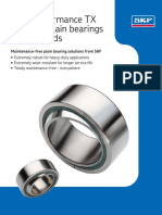 6336 (en) High Performance TX Spherical Plain Bearings and Rod Ends
