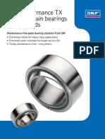 6336 (en) High Performance TX Spherical Plain Bearings and Rod Ends