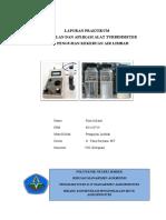 Pengenalan Dan Aplikasi Alat Turbidimeter