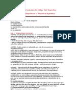 Material Extraído Del Código Civil Argentino