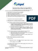Contabilidad Electronica Paso a Paso Con Aspel-COI 7.0