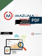 Mazuma Revised Plan