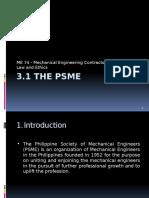 3.1 The PSME.pptx