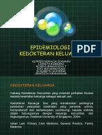 Epidemiologi Kk