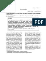 Maldonado - Complejidad Los Sistemas Vivos
