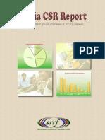 CSR Spending in India