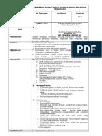 10. Pemberian Sedasi Untuk Diagnostik Dan Prosedur Terapeutik