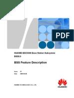 BSS Feature Description(V900R008C01_03)