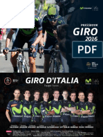 Press Book Giro 2016