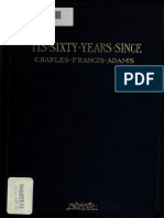 Tis Sixty Years Sin