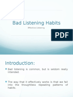 Effective Listening 6
