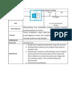 Pp5 - Prosedur Memonitor Terapi Nutrisi