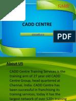 CAD, CAM, CAE Training Centre in Anna Nagar