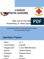 Presentasi Kasus Uretritis Gonore Tn. T